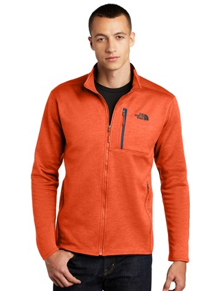 North Face Full Zip Fleece