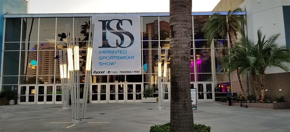Bullseye Attends Annual Imprinted Sportswear Show (ISS)